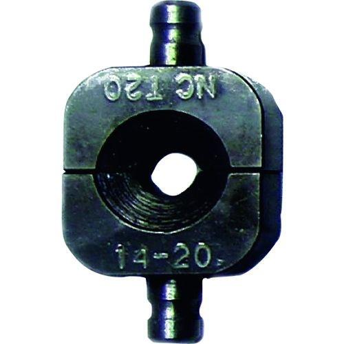 トラスコ中山 西田 マルチT型圧縮ダイスT20(T122、T190C、HE100兼用) tr-1493975