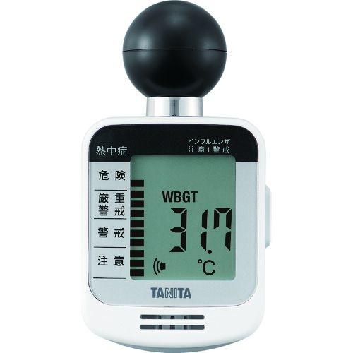 トラスコ中山 TANITA 黒球式熱中症指数計 熱中症アラーム TC-300 tr-1231198