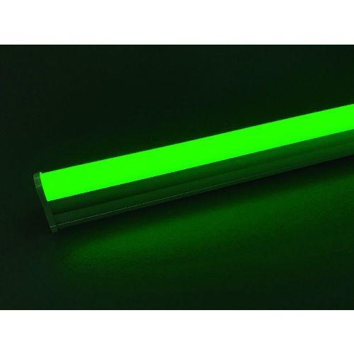 トラスコ中山 トライト LEDシームレス照明 L600 緑色 tr-1489858