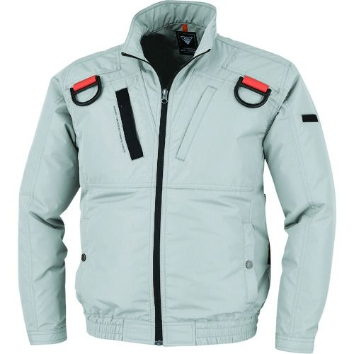 トラスコ中山 ジーベック 空調服遮熱ハーネスブルゾンXE98103-22-5L tr-1609292