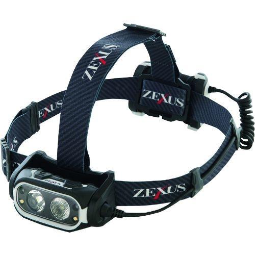 トラスコ中山 ZEXUS LED ヘッドライト ZX-R700 tr-1606437