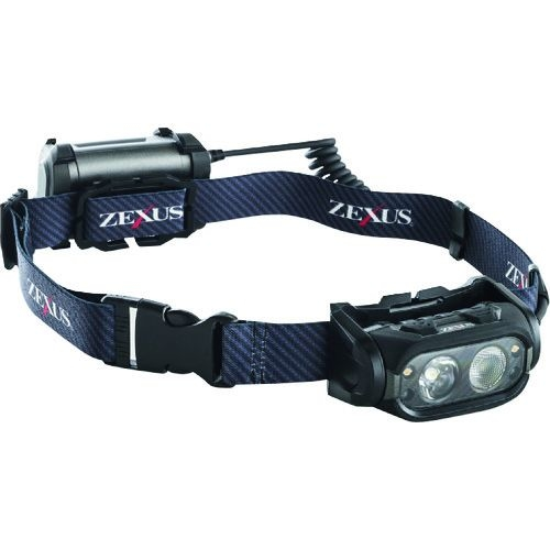 トラスコ中山 ZEXUS LED ヘッドライト ZX-S700 tr-1606423