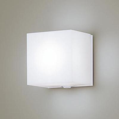 パナソニック ポーチライト60形昼白色・ひとセンサー LGWC80380LE1