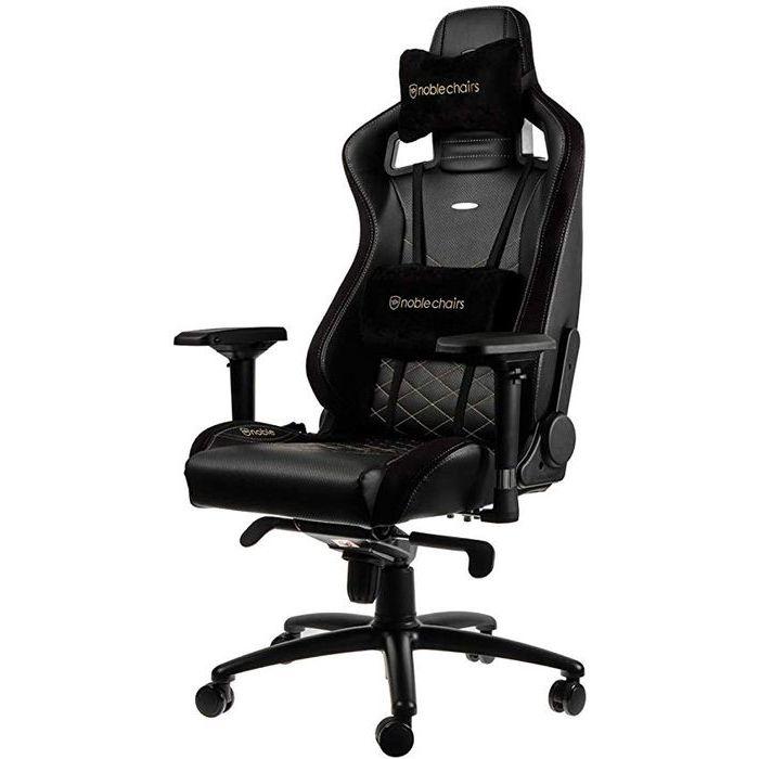 その他 noblechairs 椅子 ゲーミング 合皮 NBL-PU-GOL-003