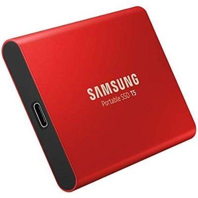 その他 外付けSSD 500GB ポータブルSSD USB3.1(Gen2) MU-PA500R/WW