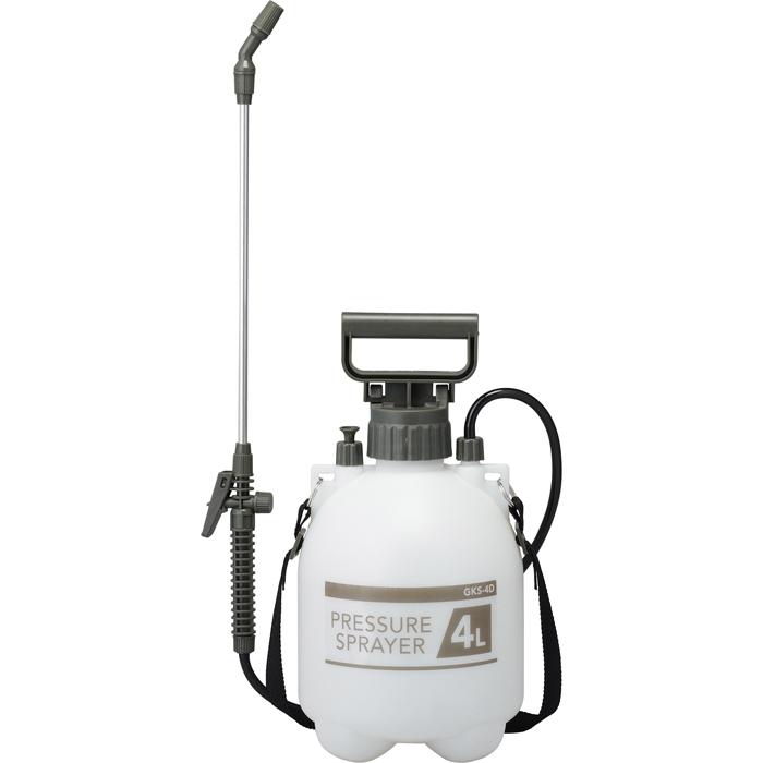 【送料無料】 高儀 TKG 肩掛蓄圧式噴霧器4L GKS-4D TKG-2207152