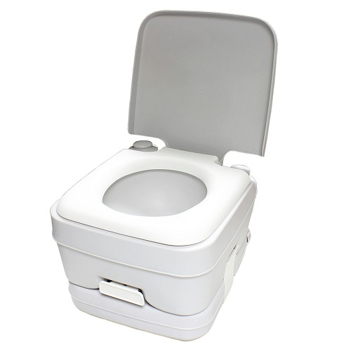 WINTECH 水洗対応ポータブルキャンピングトイレ PWT-10