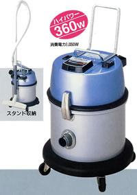 日立 パワフルな吸込力と耐久性を重視したハイパワー業務用掃除機 CV-100S6