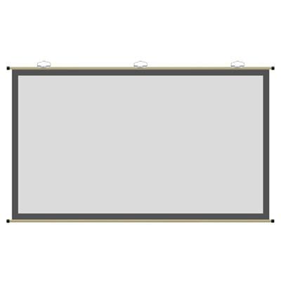 キクチ NEW壁掛けスクリーン WAV-70C【納期目安:2週間】