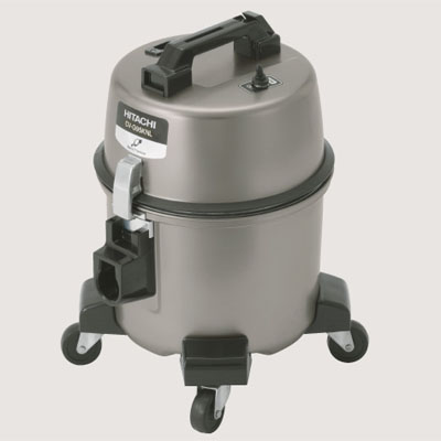 日立 パワフルな吸込力で耐久性に優れた、業務・店舗用掃除機 CV-G95KNL