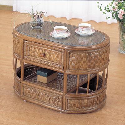 今枝商店 Romantic Rattan テーブル T701