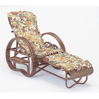 今枝商店 Romantic Rattan 三つ折寝椅子 A202BM