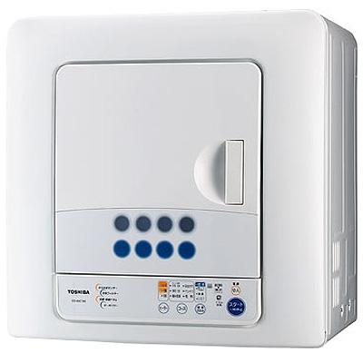 東芝 (6.0kg)新・花粉フィルター搭載で、ふんわり清潔仕上げ衣類乾燥機 ED-60C