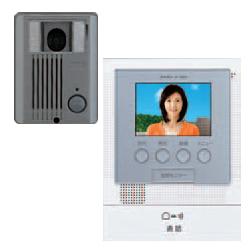 アイホン アイホン カラーテレビドアホン JFS-2AED-T