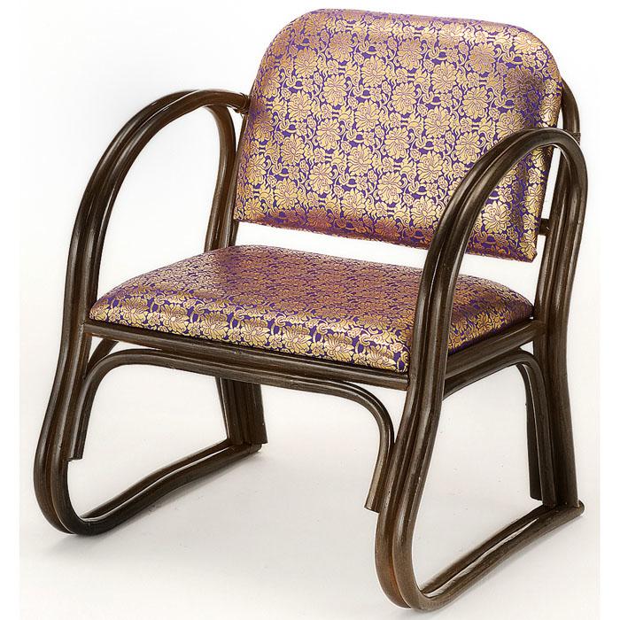 今枝商店 Romantic Rattan 座椅子 ハイタイプ S131B