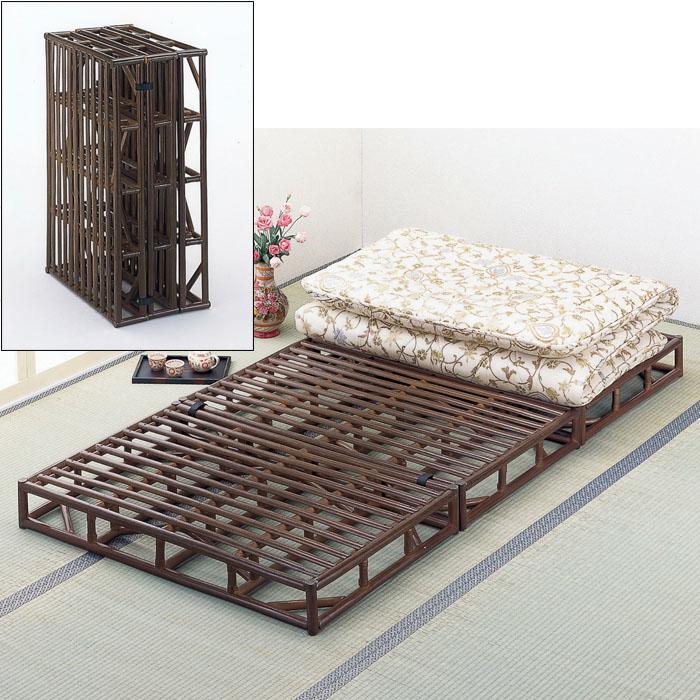 今枝商店 Romantic Rattan ベッド Y913B