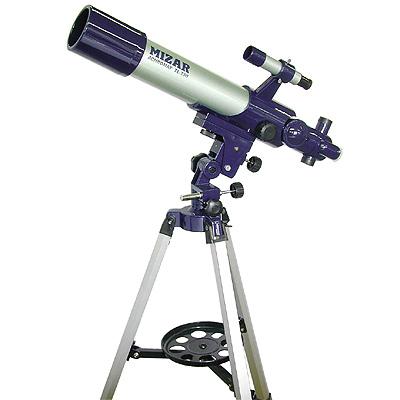 ミザールテック 25~250倍屈折式天体望遠鏡「アストロ&フィールドスコープ」 TL-750【納期目安:05/末入荷予定】