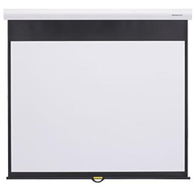 キクチ GRANDVIEW スプリングローラースクリーン(80インチ4:3) GSR-80W