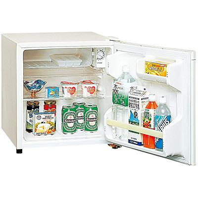 パナソニック (45L)パーソナルノンフロン冷蔵庫(直冷式) NR-A50W