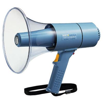 UNI-PEX 防滴形メガホンホイッスル付 MAX20w TR-315W