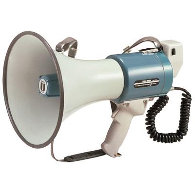 UNI-PEX メタルホーンタイプメガホン、グリップ・ショルダー兼用 TRM-66A