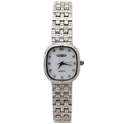 AUREOLE/オレオール AUREOLE (オレオール) 腕時計 白蝶貝文字盤ウォッチ SW-475L-3 SW-475L-3