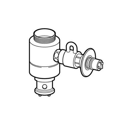 その他 食器洗い乾燥機用分岐水栓 CB-SXH7