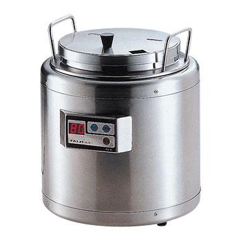 タイジ デジタル温度表示付 スープウォーマー FW-40
