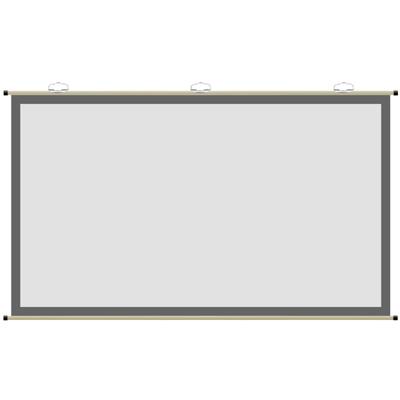 キクチ 壁掛タイプスクリーン PGV-120HDC