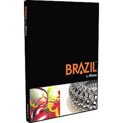 アプリクラフト Brazil for Rhino 商用版 APLC19021000