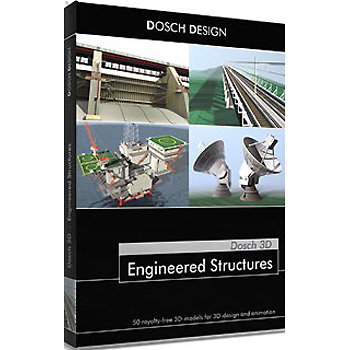 DOSCH DESIGN DOSCH 3D: Engineered Structures D3D-ES