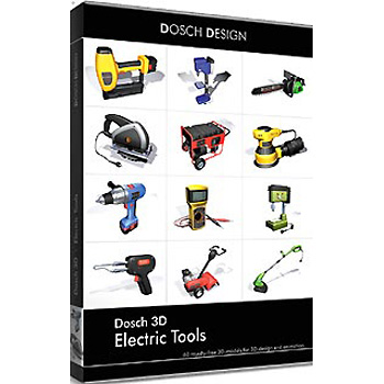 DOSCH DESIGN DOSCH 3D: Electric Tools D3D-ELT