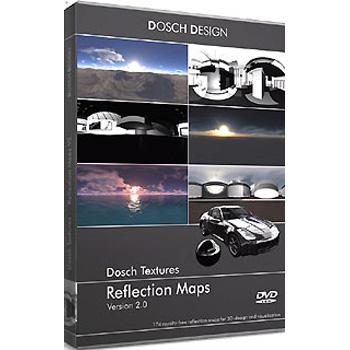 DOSCH DESIGN DOSCH Textures: Reflection Maps V2 DT-REV2