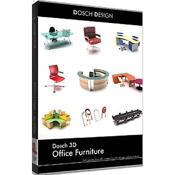 DOSCH DESIGN DOSCH 3D: Office Furniture D3D-OFF