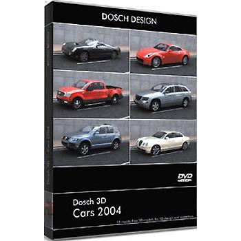 DOSCH DESIGN DOSCH 3D: Cars 2004 D3D-CA04