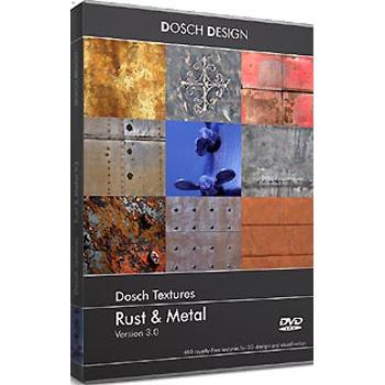 DOSCH DESIGN DOSCH Textures: Rust & Metal V3 DT-RMV3