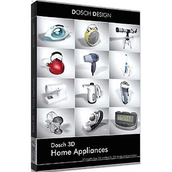 DOSCH DESIGN DOSCH 3D: Home Appliances D3D-HOA