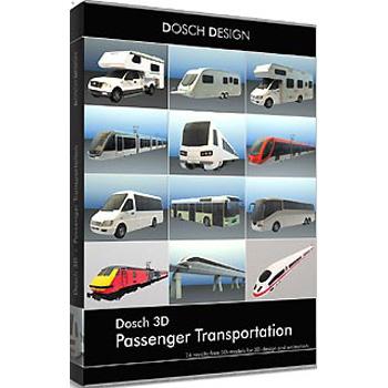 DOSCH DESIGN DOSCH 3D: Passenger Transportation D3D-PAT