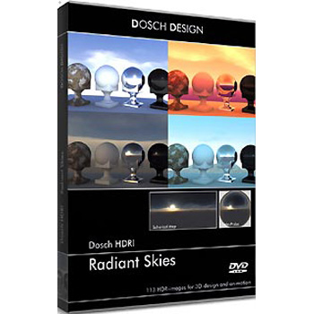 DOSCH DESIGN DOSCH HDRI: Radiant Skies DH-RS