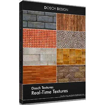 DOSCH DESIGN DOSCH Textures: Real-Time Textures DT-RTT