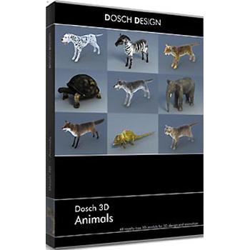DOSCH DESIGN DOSCH 3D: Animals D3D-AN