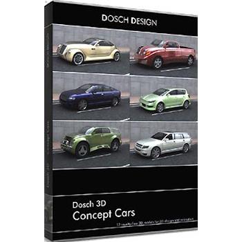 DOSCH DESIGN DOSCH 3D: Concept Cars D3D-CC