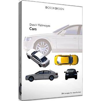 DOSCH DESIGN DOSCH Viz-Images: Cars DVI-CA