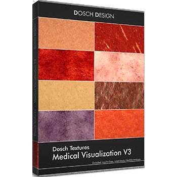 DOSCH DESIGN DOSCH Textures: Medical Visualization V3 DT-MVV3