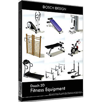 DOSCH DESIGN DOSCH 3D: Fitness Equipment D3D-FIE
