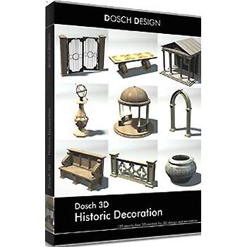 DOSCH DESIGN DOSCH 3D: Historic Decoration D3D-HID