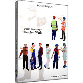 DOSCH DESIGN DOSCH Viz-Images: People ~ Work DVI-PWRK