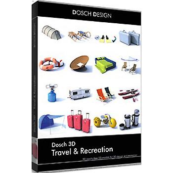 DOSCH DESIGN DOSCH 3D: Travel & Recreation D3D-TRRN