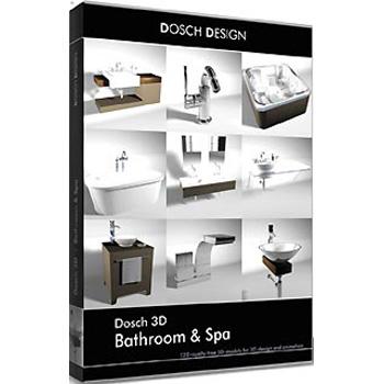 DOSCH DESIGN DOSCH 3D: Bathroom & Spa D3D-BAS