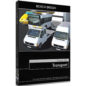 DOSCH DESIGN DOSCH 3D: Transport D3D-TP